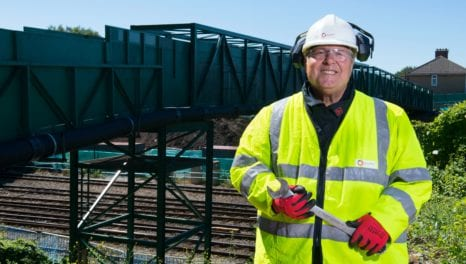 WWU assist Network Rail in electrification programme