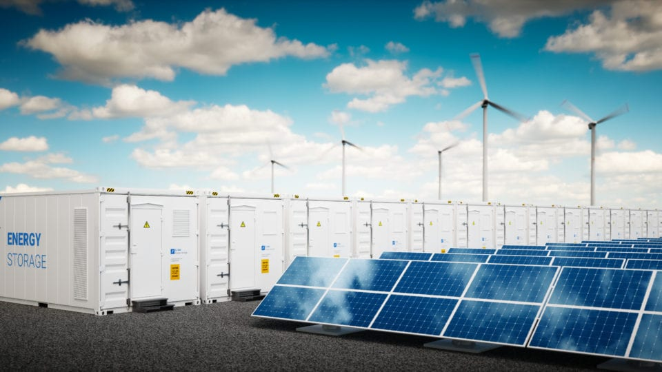 New energy storage research network setup