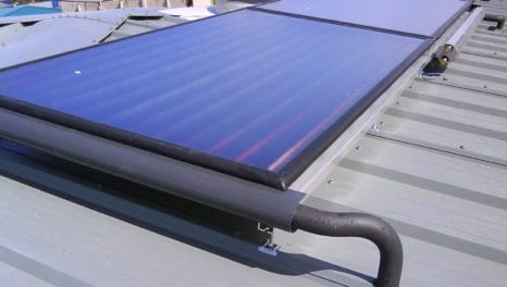 STA: Support solar thermal for district heating