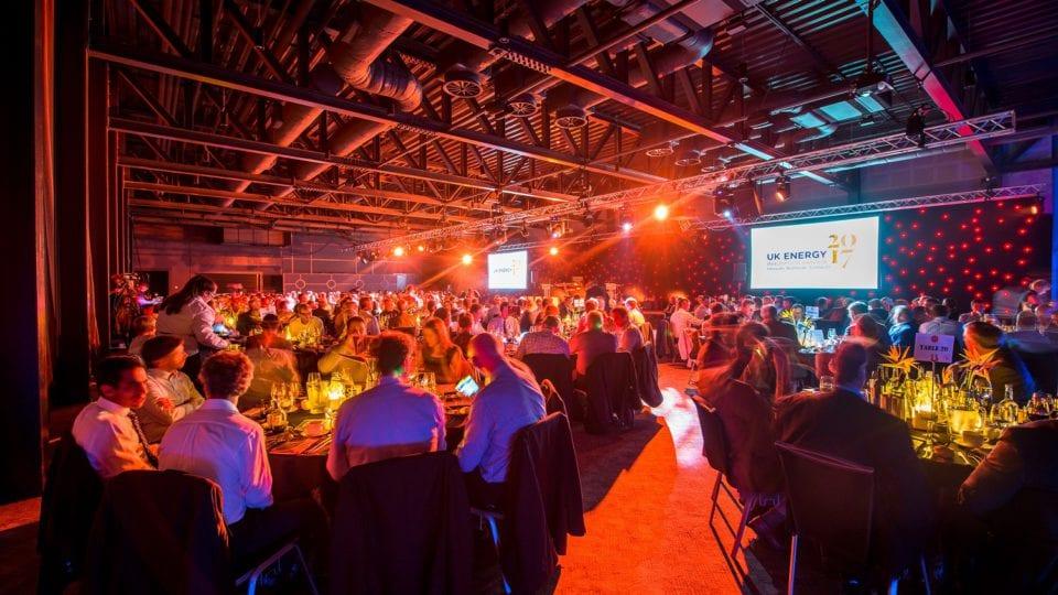 Disruptive technologies rewarded at UK Energy Innovation Awards