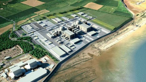 National Grid warns competition could hinder Hinkley connection