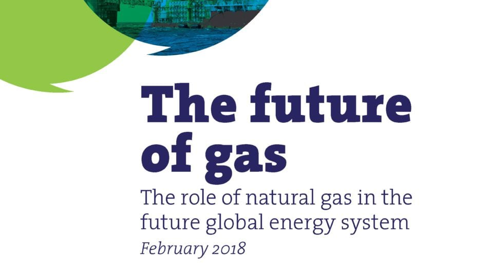EI report reveals gas industry's views on climate change