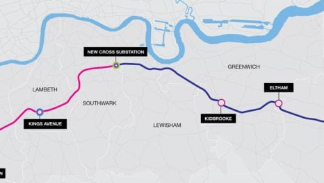 Contract signed on 32.5km London Power Tunnel Phase 2