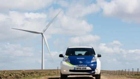 Research shows EV take up remains low