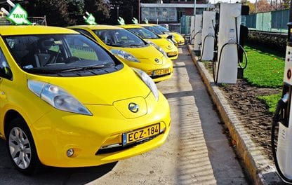 WPD to fill EV electrical emission data void