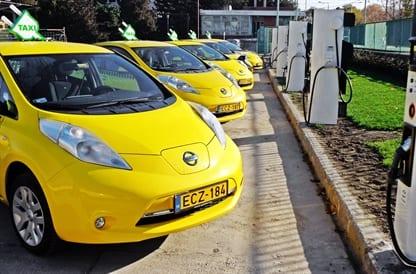 EVs – no longer the butt of petrol-head jokes