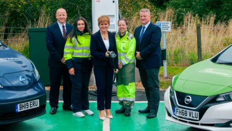 £7.5m strategic EV partnership launched