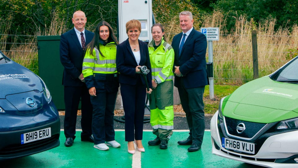 £7.5m strategic EV partnership launched