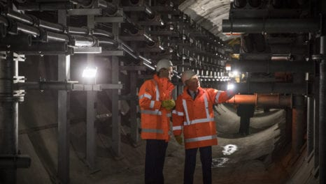 £1bn 'energy superhighway' gets royal opening