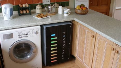 Powervault gears up for smart meter rollout with new storage system