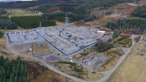 SSEN substation reinforcement approved by Highland Council