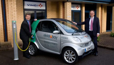 EV cross-sector group to take step forward