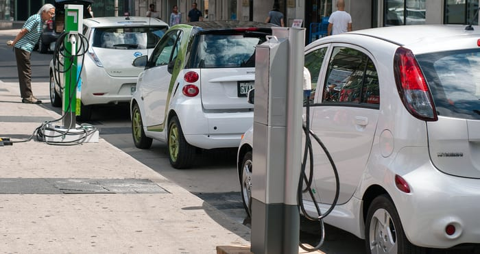 Up to 3m EV charge points could be needed by 2040