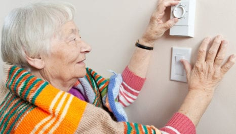 Early alert for vulnerable customers
