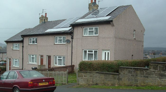 Domestic storage could change design rules for retrofit PV