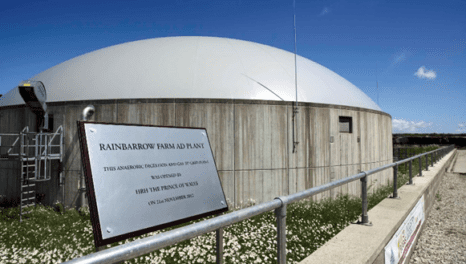 Biomethane pioneer recognised with Queen's Award