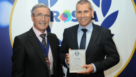 Wales & West Utilities receives fifth safety award from RoSPA