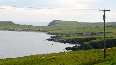 Active network management triumph in Shetlands smart grid scheme