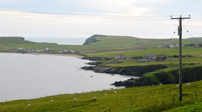 Active network management triumph in Shetlands smart grid scheme