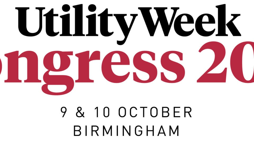 Utility Week Congress 2018