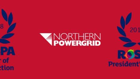 Northern Powergrid receives order of distinction at RoSPA awards