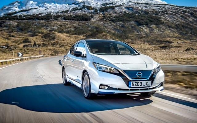 EDF and Nissan announce low-carbon vehicle partnership