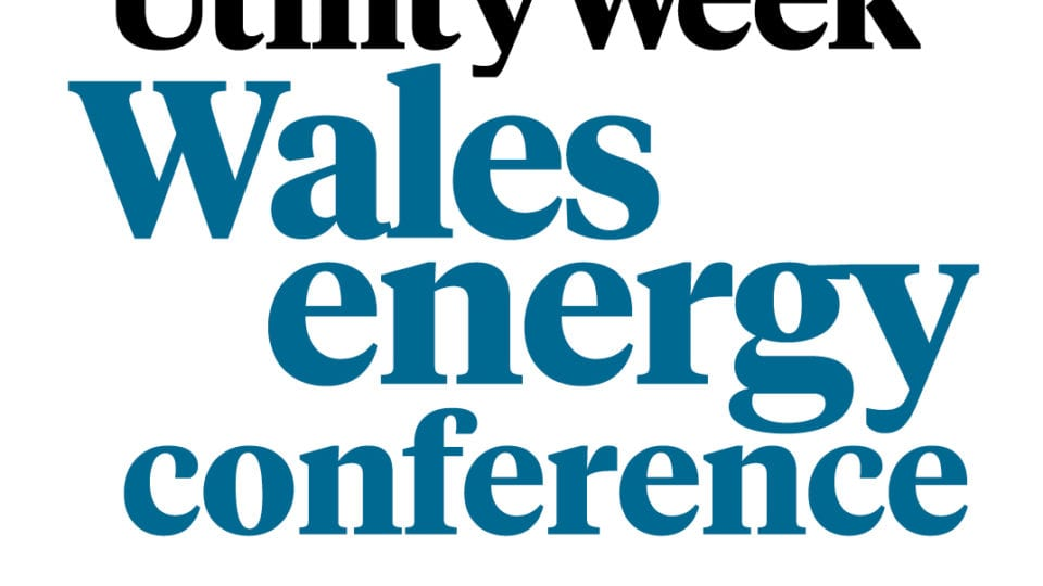 Utility Week Wales Energy conference