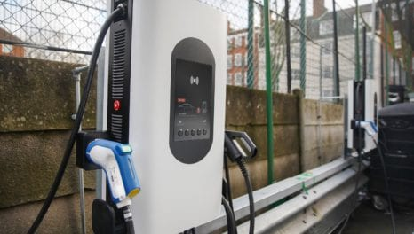 Honda and Moixa convert Islington to smart EVs