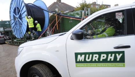 Murphy starts substation build for new CHP plant