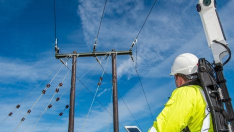 New technology to carry out power line inspections