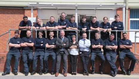 Sixteen apprentices join UKPN