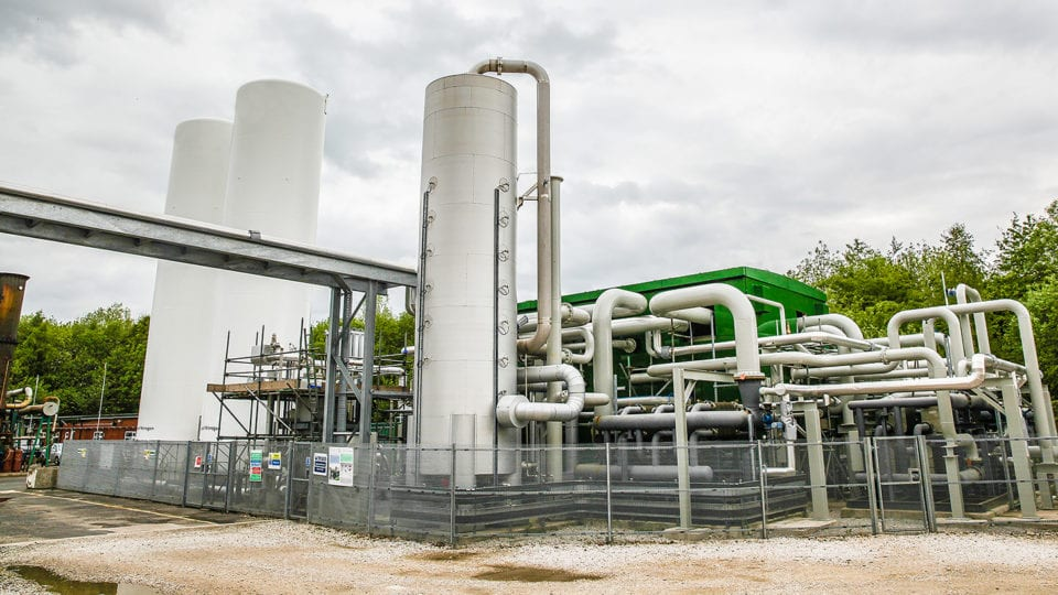 Hybrid liquid air energy storage project awarded £1.5m
