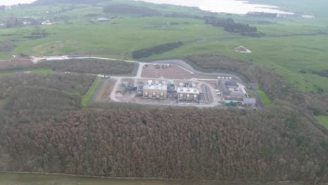 Twinning of Ireland to Scotland gas interconnector completed