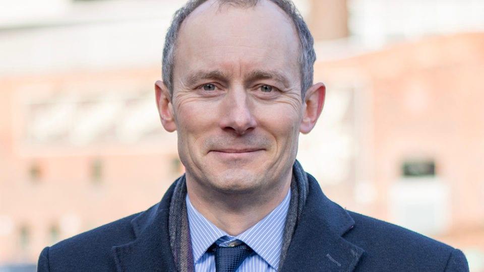 Chapman joins CIGRE UK executive committee