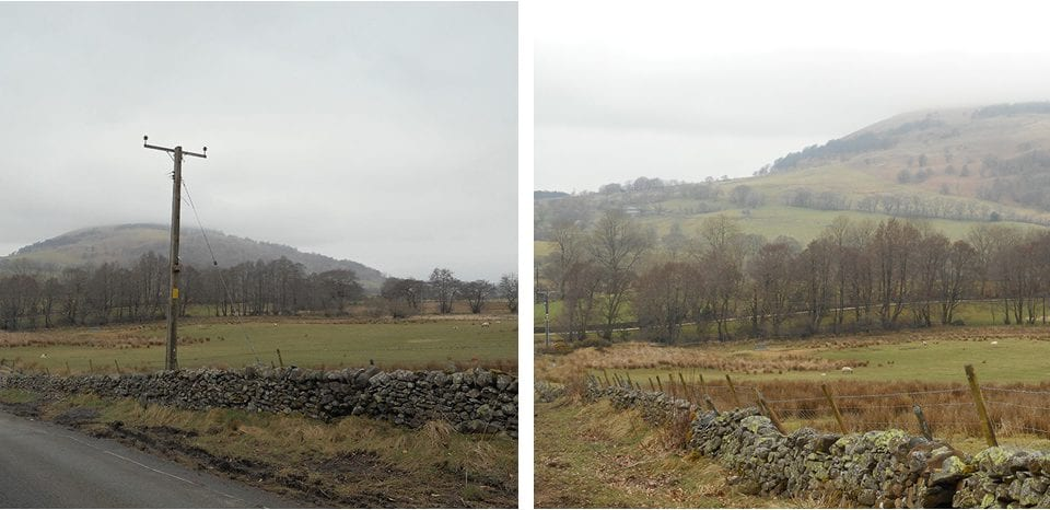Power lines undergrounded in Lake District National Park