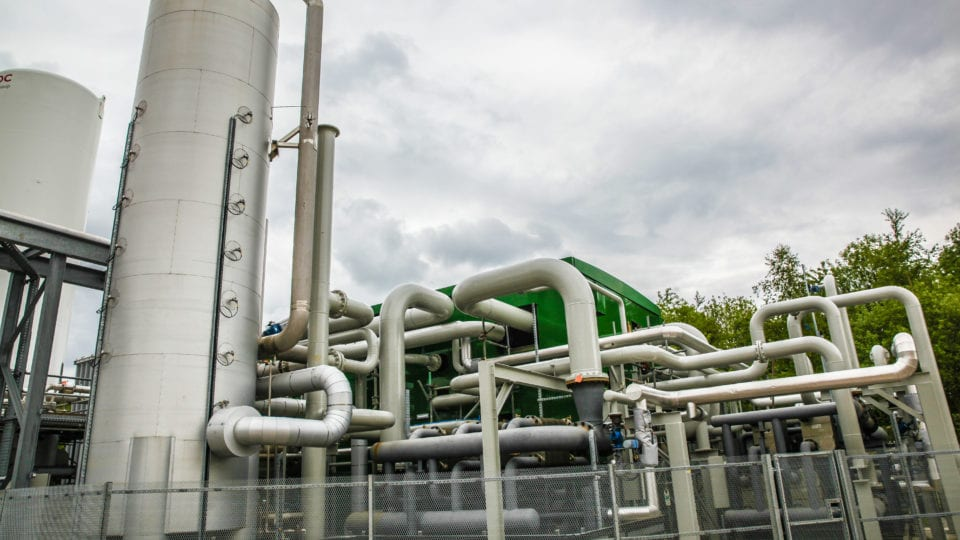 Highview Power launches first grid-scale liquid air energy storage plant