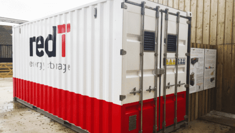 UK's largest flow battery system connected to grid