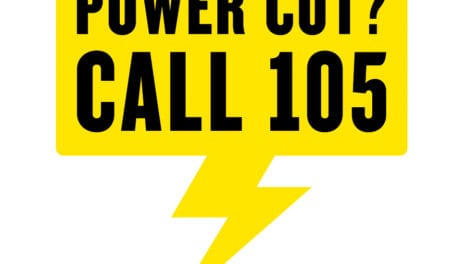 National 105 power cut number launched