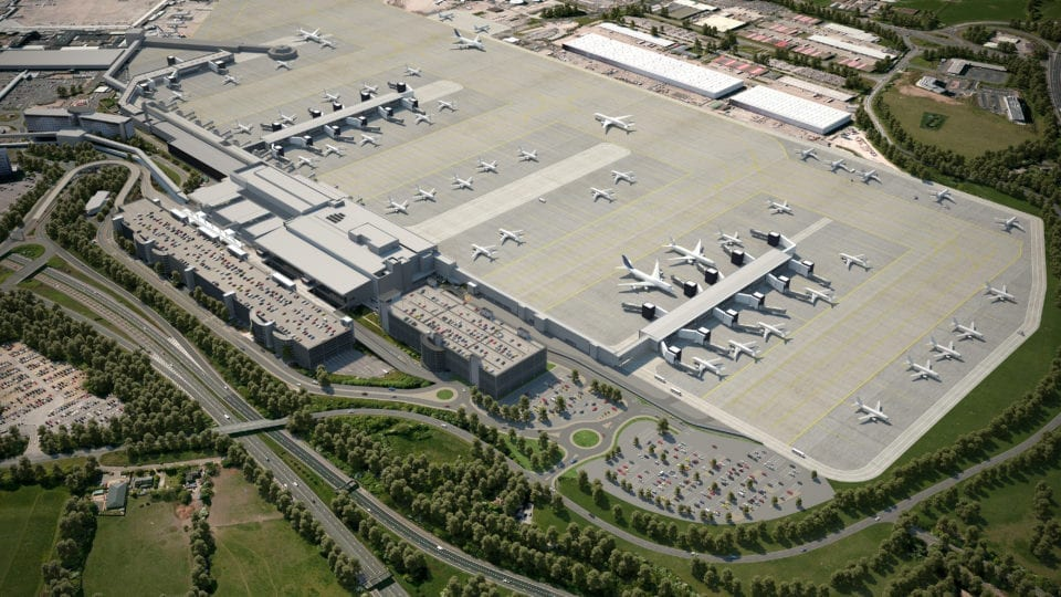 Airport's power infrastructure to be delivered by UKPN Services