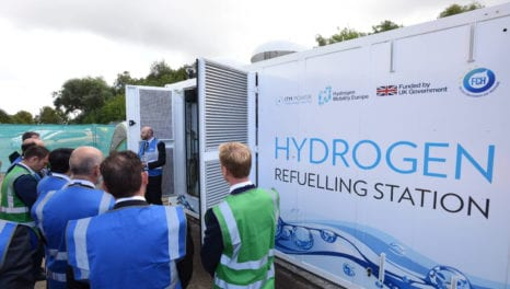 Power-to-gas storage deployment study to be carried out