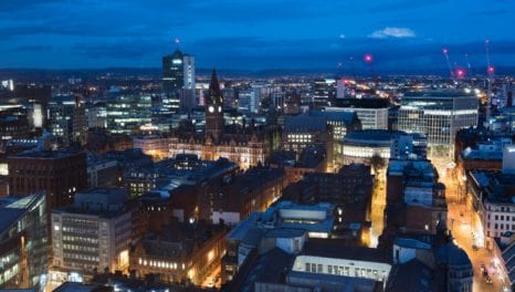 ENW to deliver upgrade in Manchester's Northern Quarter