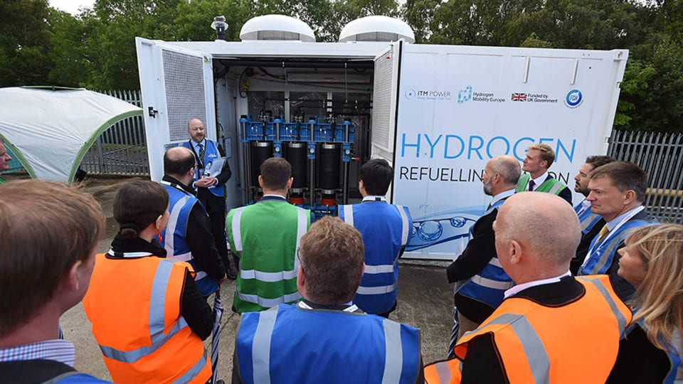 Power-to-gas energy storage study results published