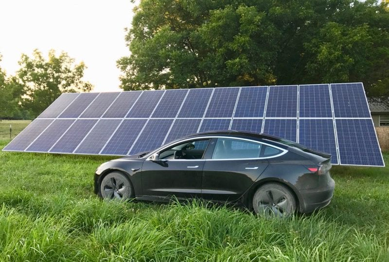 Project shows visibility of EVs on network