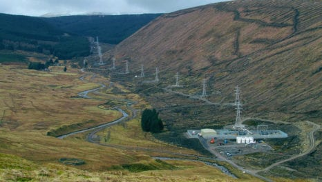 SP Energy continues work on Scotland connections project