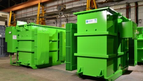 AMT transformers to cut power losses in Northern Powergrid trial