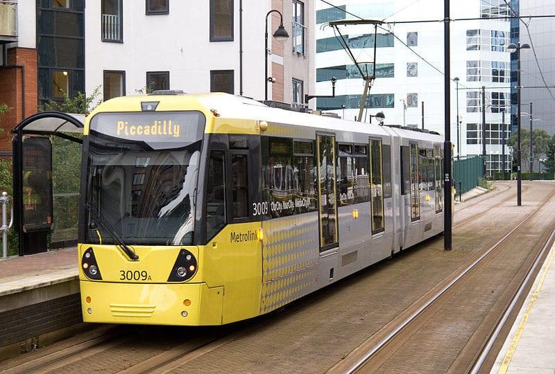Electricity North West hooks up Manchester Metrolink extension