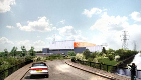 Clark gives go-ahead to energy-from-waste plant