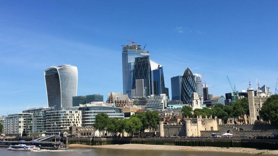 City of London to get power boost