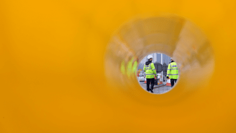 £12.3m invested in South East Wales' gas network