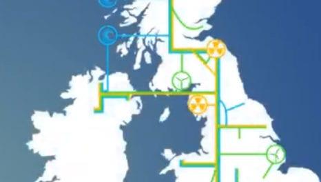 Energy networks